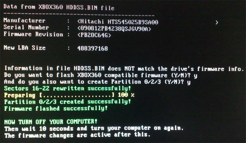 hack xbox: