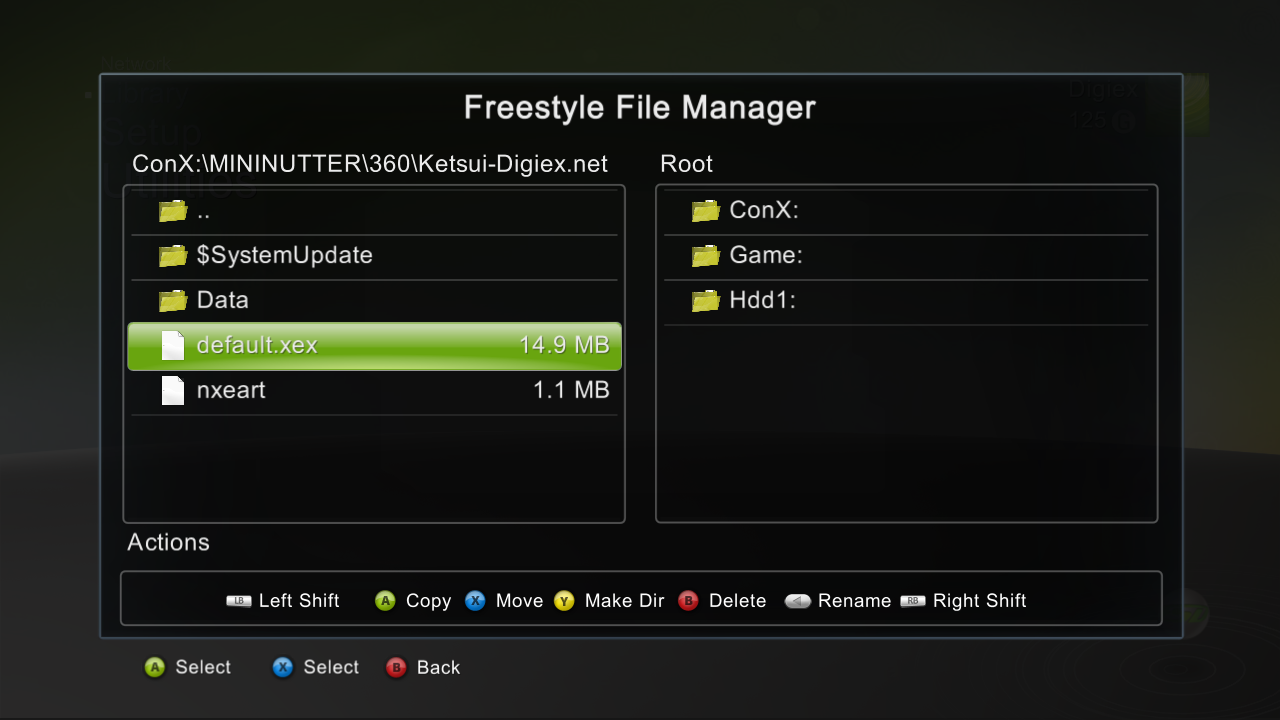 Stream Xbox 360 games over your network (SMB) to a Jtag / RGH hacked