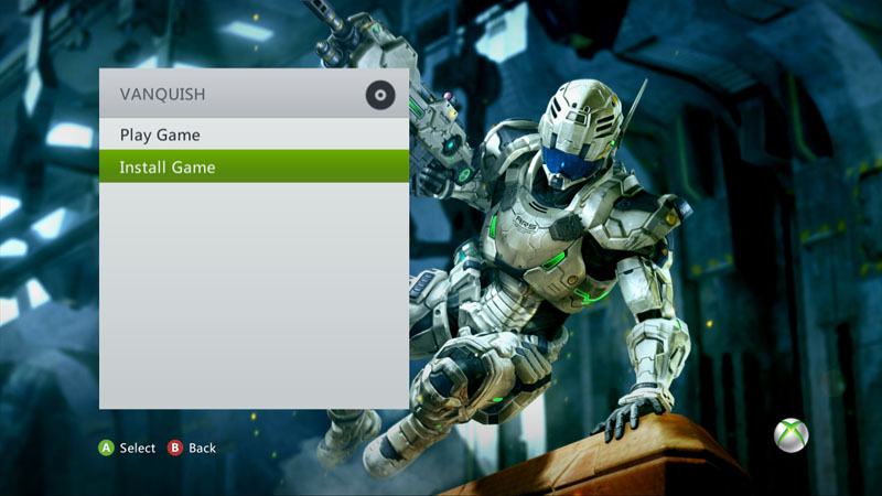 Convert Installed Xbox 360 Games to Games on Demand & Play Without
