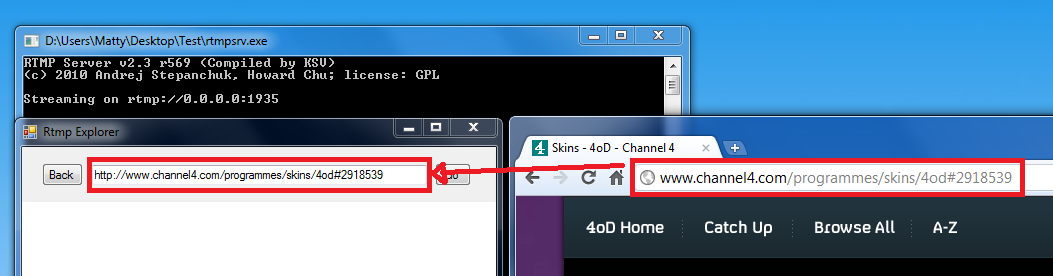 Download Rip Save Channel 4 4od 4 On Demand Content With No Drm As Mp4 S Digiex