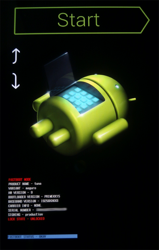 How To Unlock The Bootloader On The Samsung Galaxy Nexus